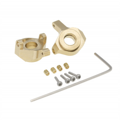 Axial SCX24  Brass Counterweight Steering Cup 1set 8g