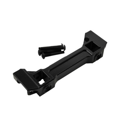 Aluminium Body Post Crossmember For TRX-4 1pcs/set Black