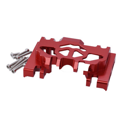 Skid Plates for TRX-4 Red