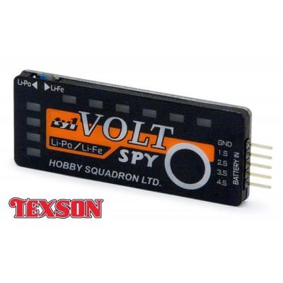 TEXSON - Batteritestare LiPo/LiFe 1-4S - TEXSON