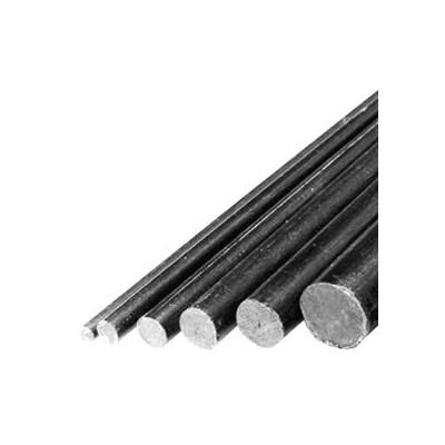 TEXSON - Kolfiberstång 2x600 mm 6st - TEXSON