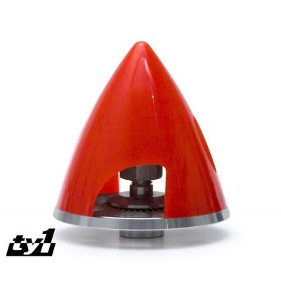 TEXSON - Spinner 38mm Röd 3mm axel El* - TEXSON