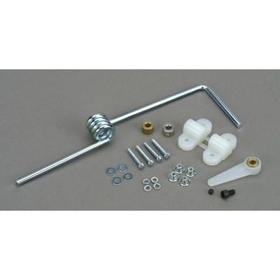 DU-BRO - Nosställ 4 mm bockad - DU-BRO