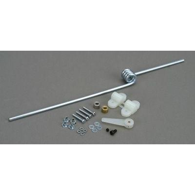 DU-BRO - Nosställ 4 mm rak - DU-BRO