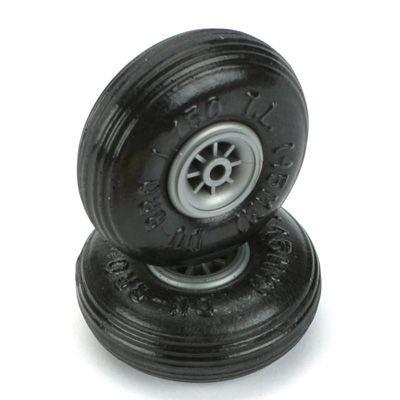 DU-BRO - Hjul lättvikt m spår 45 mm (2) - DU-BRO