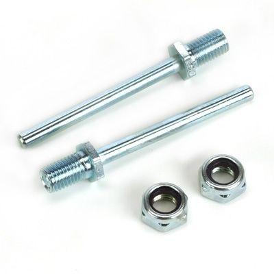 DU-BRO - Hjulaxel 4.7x50 mm (2) - DU-BRO