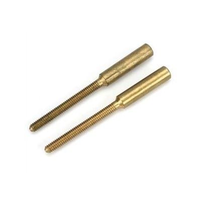 DU-BRO - Lödända M2 för 2mm stång (2) - DU-BRO