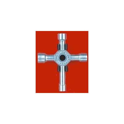 DU-BRO - 4-vägsnyckel med fäste XL - DU-BRO