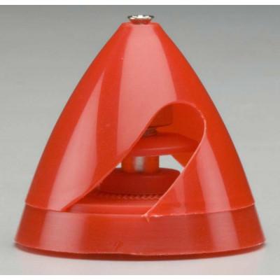 DU-BRO - Spinner  El 1 9/16 40mm röd* - DU-BRO