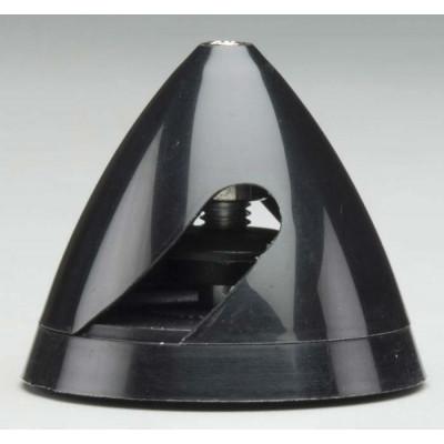 DU-BRO - Spinner El 1 3/4 45mm svart* - DU-BRO