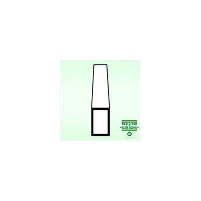 EVERGREEN - Rektangulär 4x7.9x350 mm (2) - EVERGREEN