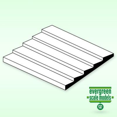 EVERGREEN - Fjällpanel Skiva 1x150x300mm 1.5 space - EVERGREEN