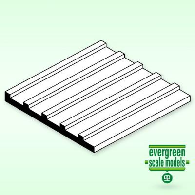 EVERGREEN - Tak 1x150x300 mm 0.53 space - EVERGREEN
