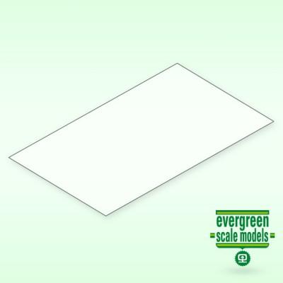 EVERGREEN - Klarplast 0.25x150x300 mm (2) - EVERGREEN