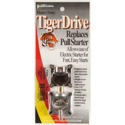 SULLIVAN - TigerDrive 6mm 90gr. TT m.fl - SULLIVAN