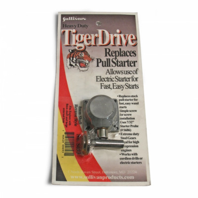 SULLIVAN - TigerDrive 8mm axel 90gr - SULLIVAN