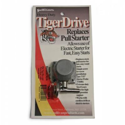 SULLIVAN - TigerDrive 6mm axel lång90gr - SULLIVAN