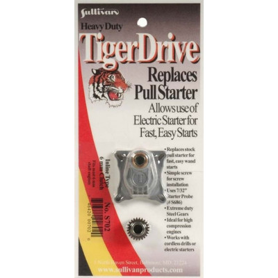 SULLIVAN - TigerDrive inline 6mm - SULLIVAN