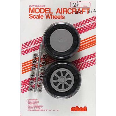 ROBART - Hjul skala spårmönster 57mm - ROBART