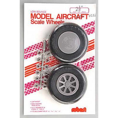 ROBART - Hjul skala spårmönster 64mm - ROBART