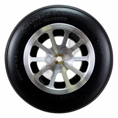 ROBART - Aluminum hjul 125mm (5&quot