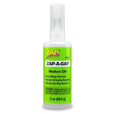 ZAP - ZAP Gap CA+ 2oz 56gr Grön - ZAP