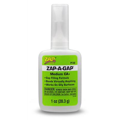 ZAP - ZAP Gap CA+ 1oz 28gr  Grön - ZAP