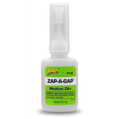 ZAP - ZAP Gap CA+ 1/2oz 14gr Grön - ZAP