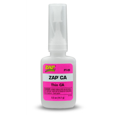 ZAP - ZAP CA 1/2oz 14gr Rosa - ZAP