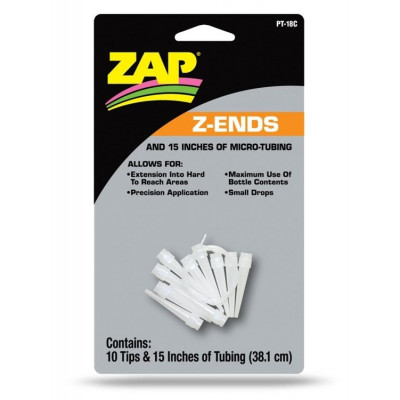 ZAP - ZAP Doseringspetsar (10)* - ZAP