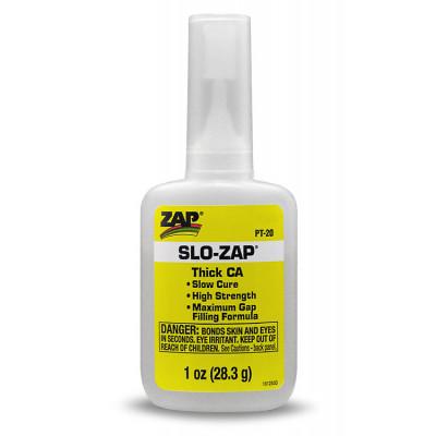 ZAP - ZAP Slow CA- 28gr Gul - ZAP