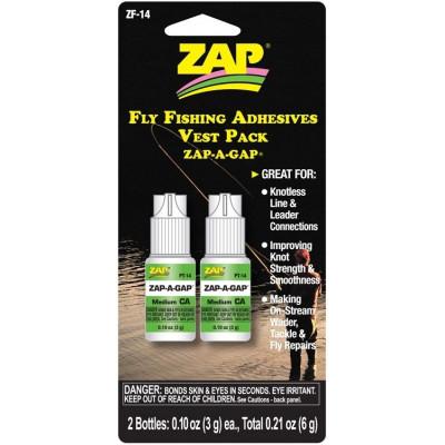 ZAP - ZAP-A-GAP 6gram Cya Fly Fishing/väst - ZAP