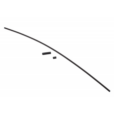 TRAXXAS - Antennrör Svart - TRAXXAS