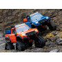 TRX-4 TRAXX Crawler RTR Orange-TRAXXAS-82034-4-ORNG