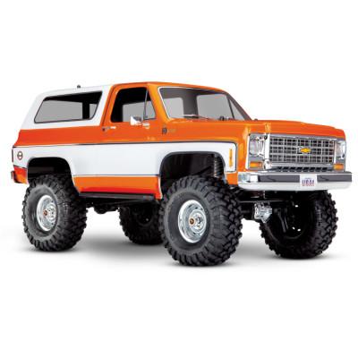 TRAXXAS - TRX-4 Chevy Blazer 1/10 Orange RTR - TRAXXAS