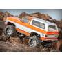 TRX-4 Chevy Blazer 1/10 Orange RTR-TRAXXAS-82076-4-OR
