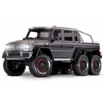 TRAXXAS - TRX-6 Mercedes-Benz G63 AMG 6X6 TQi 2.4G RTR Silver - TRAXXAS